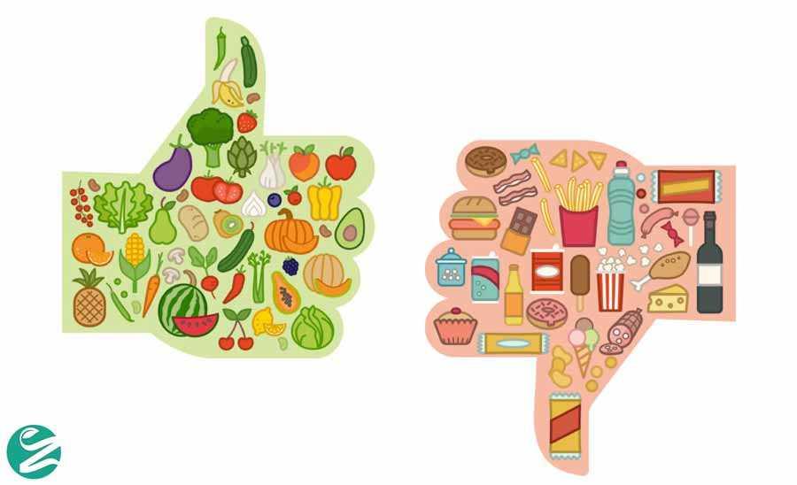 غذاهای مناسب کبد