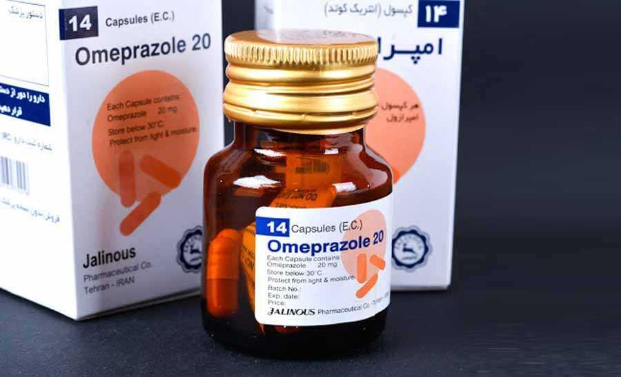 داروی امپرازول جایگزین رانیتیدین