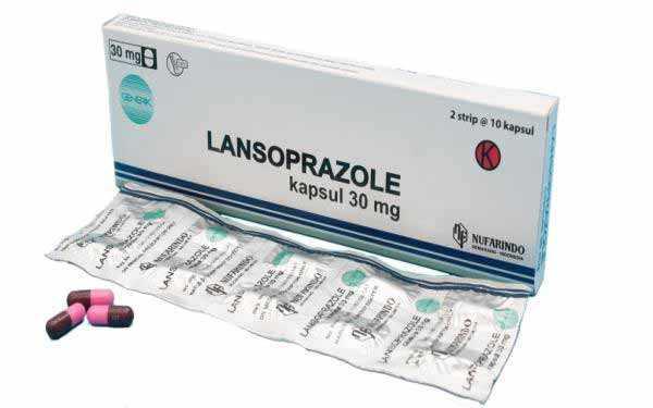 داروی لانزوپرازول جایگزین رانیتیدین