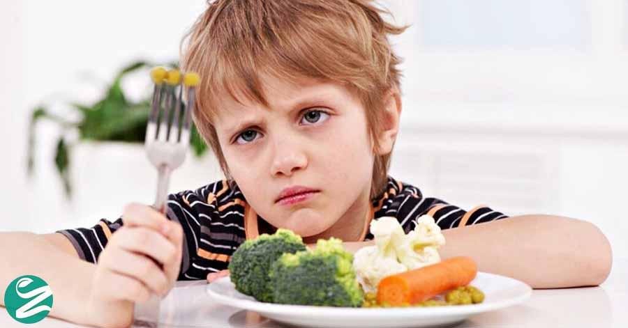 اختلال اجتناب محدودیت غذا
