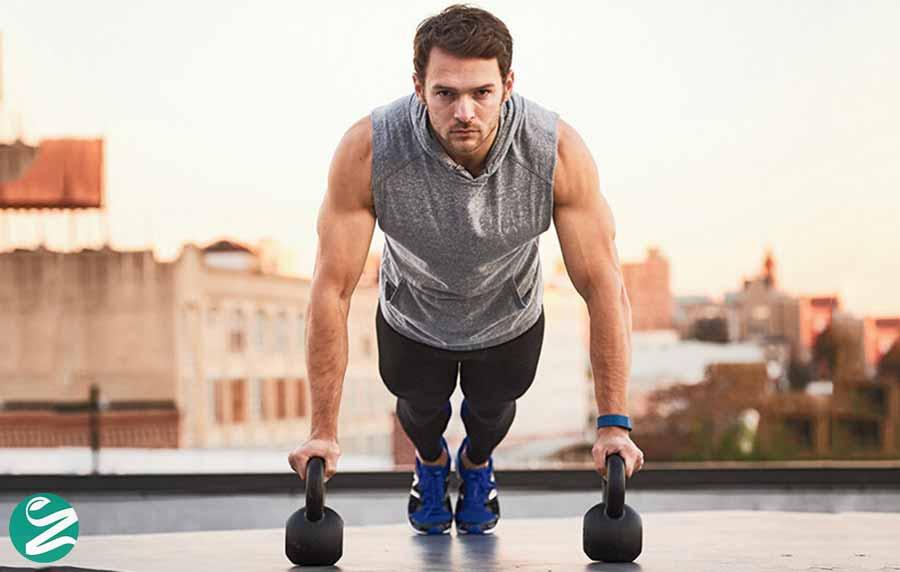 ورزش و علت لاغر نشدن