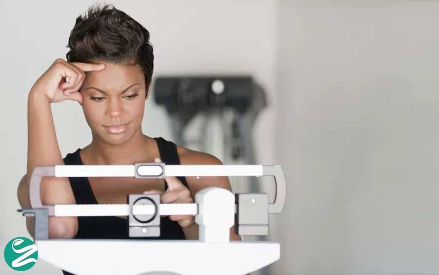 چرا با ورزش و رژیم غذایی لاغر نمی شوم؟