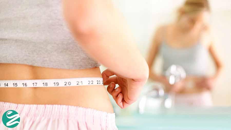 درمان چربی شکم