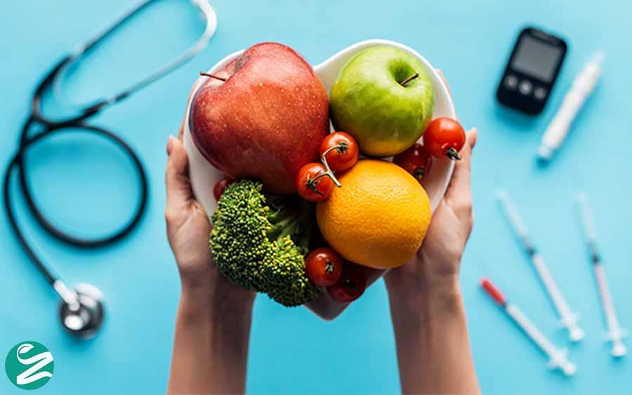 سلامت روانی با تغذیه مناسب