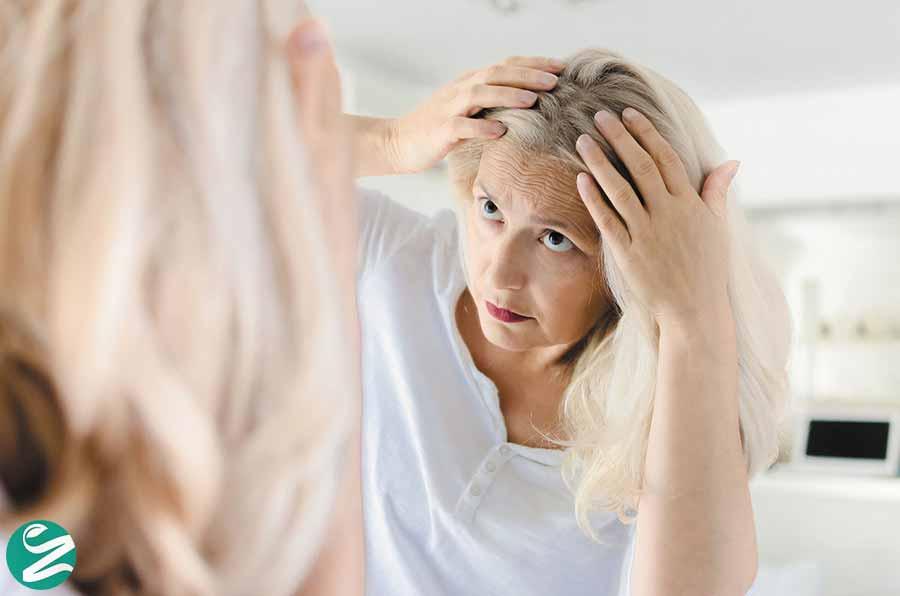 درمان نازک شدن مو