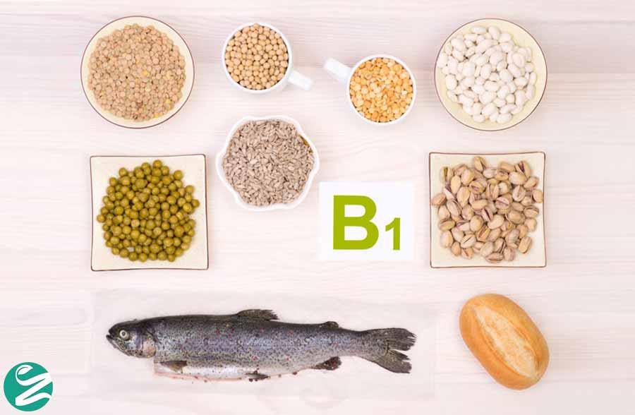 ویتامین B1 و B2