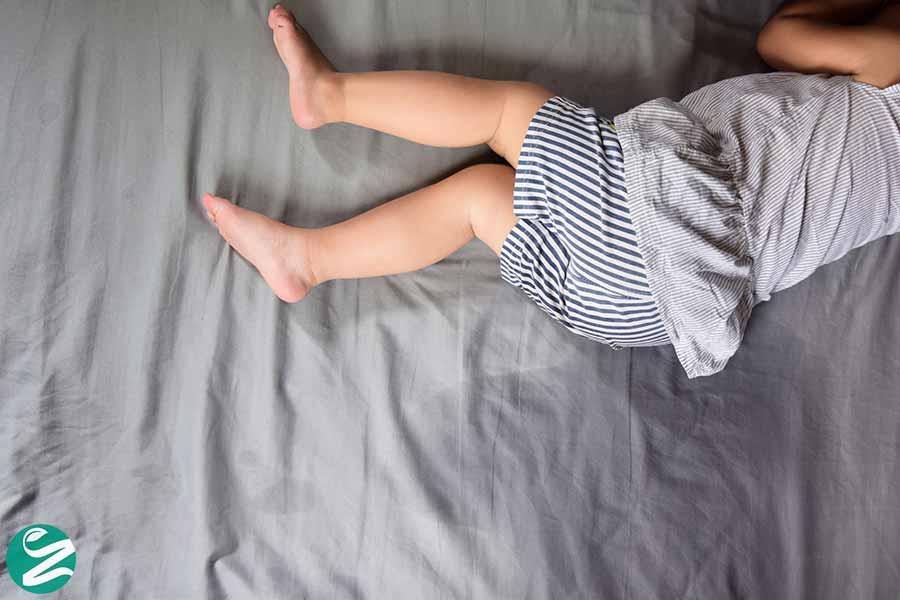 6 راهکار برای درمان شب ادراری کودکان