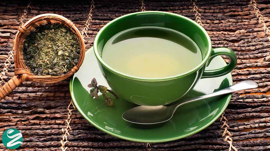 چای سبز برای تقویت حافظه