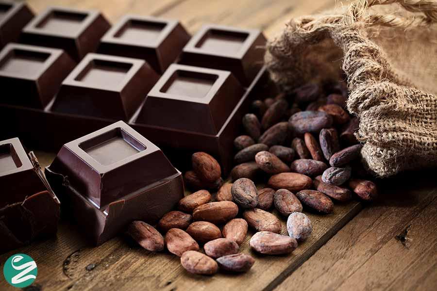 شکلات تلخ برای تقویت حافظه