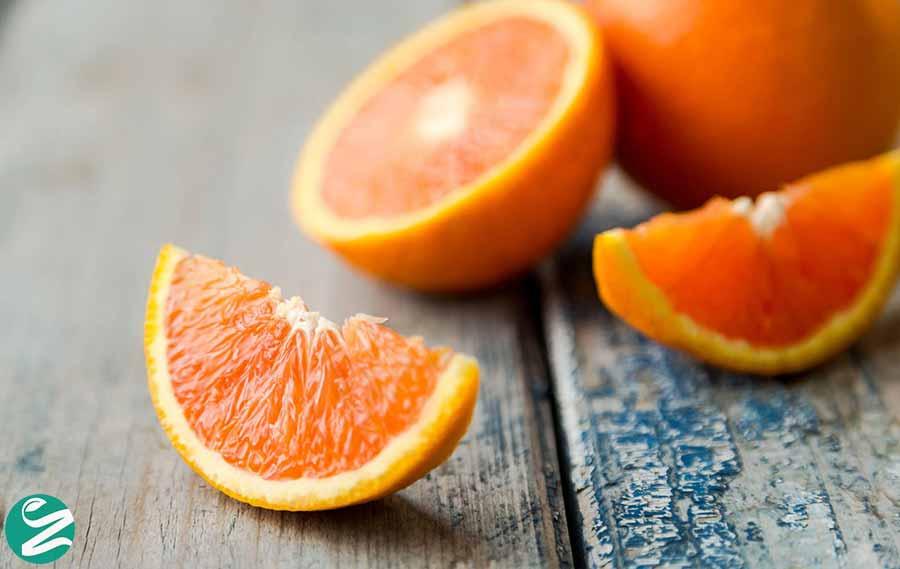 پرتقال برای تقویت حافظه
