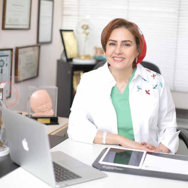 دکتر سونیا کاظم زاده