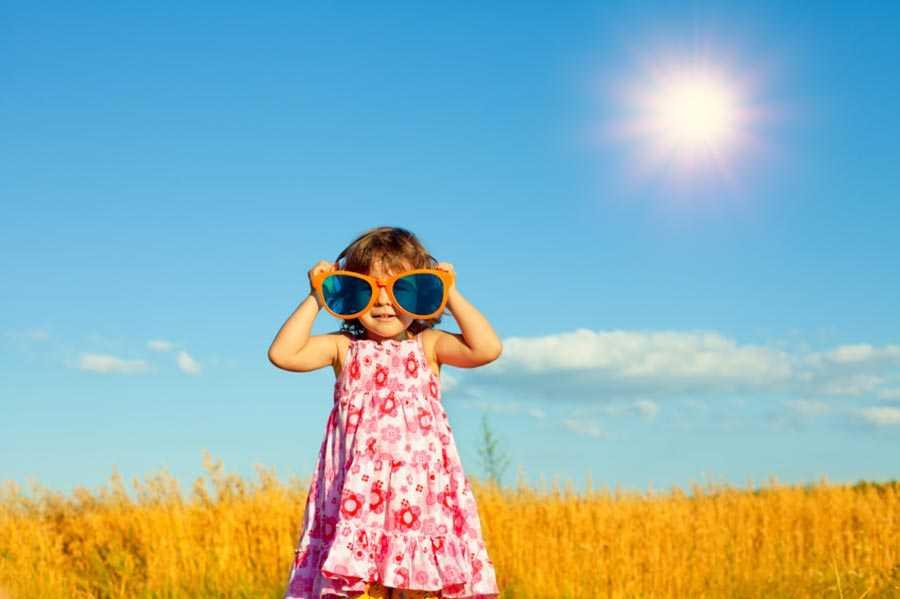 از قرار گرفتن در معرض آفتاب بپرهیزید