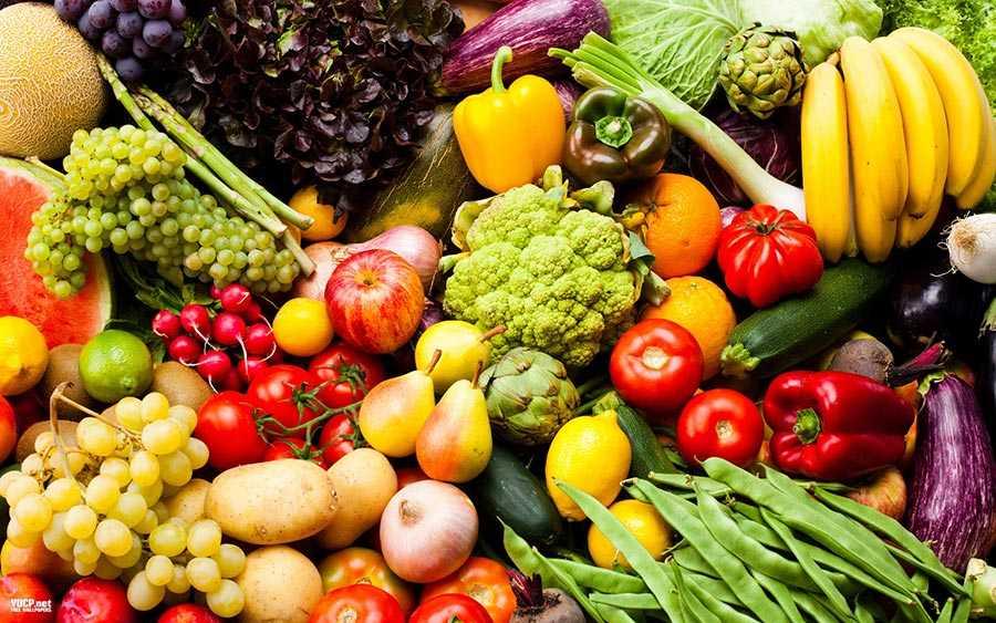 میوه و سبزیجات زیاد مصرف کنید