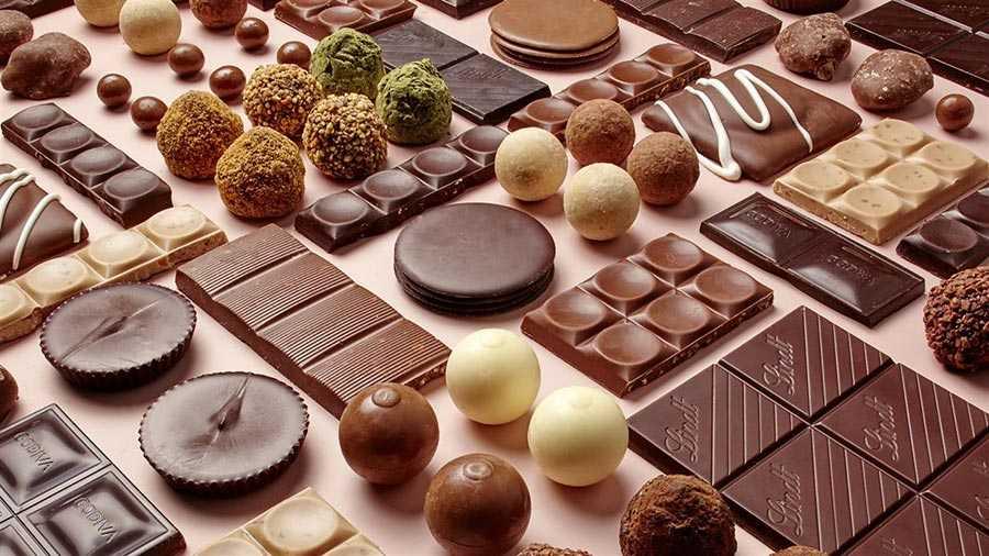 شکلات مصرف کنید