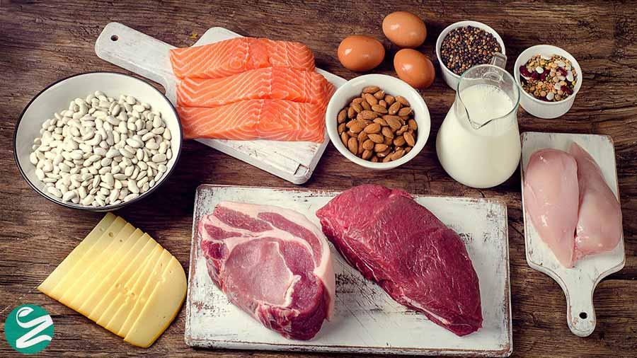مصرف پروتئین و خروج از کتوژنیک