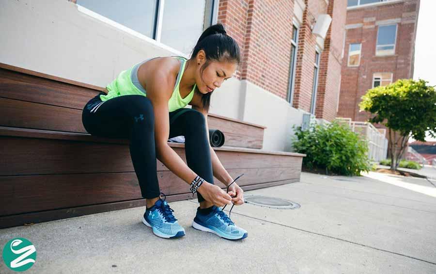 ورزش کردن و خروج از کتوژنیک