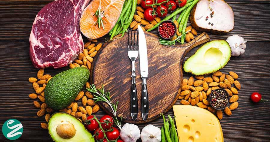 مقدار مصرف پروتئین