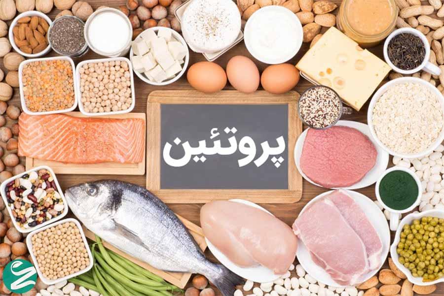 آیا مصرف زیاد پروتئین برای سلامتی ضرر دارد؟