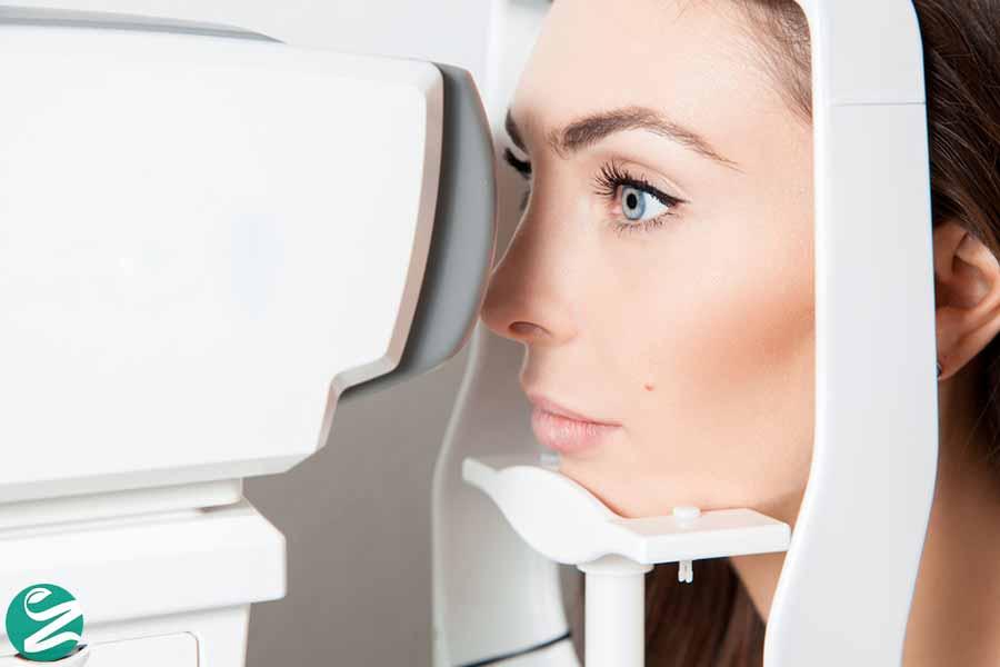 خشکی چشم و مراجعه به پزشک
