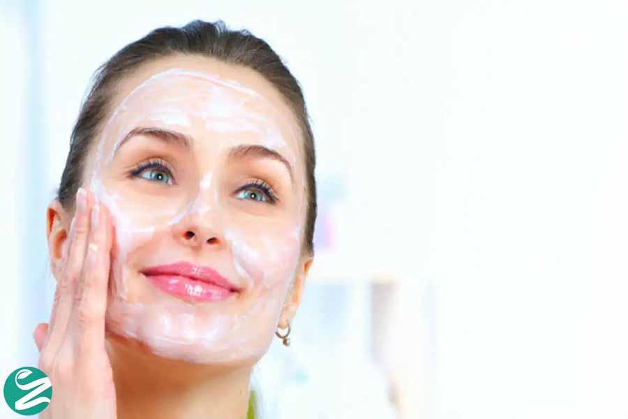 ماسک سفید کننده پوست