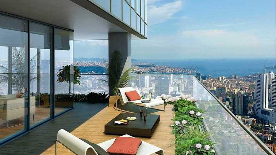 شرایط خرید خانه در ترکیه