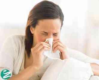 علائم سرماخوردگی در کودکان و بزرگسالان