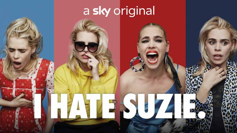 سریال I Hate Suzie (من از سوزی متنفرم)