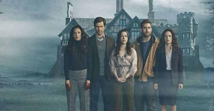 مینی سریال The Haunting of Bly Manor (تسخیرشدگی عمارت بلای)