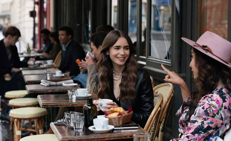 سریال Emily in Paris (امیلی در پاریس)