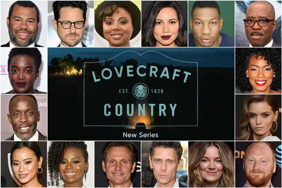 سریال Lovecraft Country (لاوکرفت کانتری)