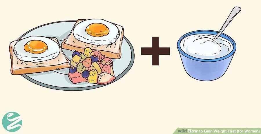افزایش وزن با مصرف کالری