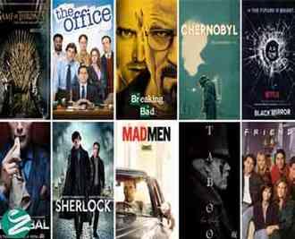لیست 50 سریال خارجی به اتمام رسیده اند