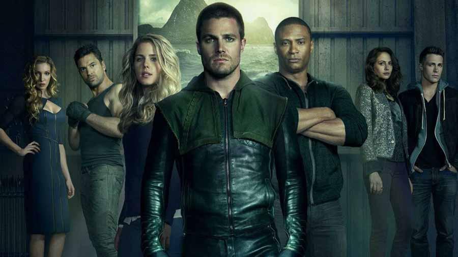 سریال Arrow (کماندار)
