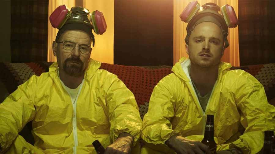 سریال Breaking Bad (برکینگ بد)