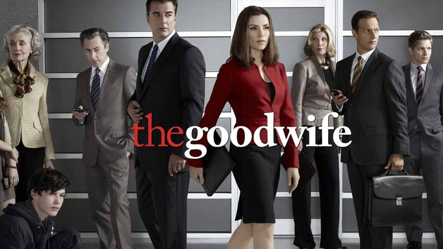 سریال The Good Wife (همسر خوب)