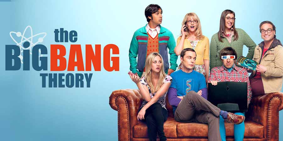 سریال The Big Bang Theory (تئوری بیگ بنگ)