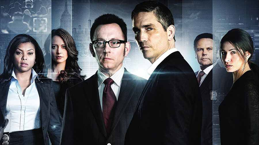 سریال Person of Interest (مظنون)