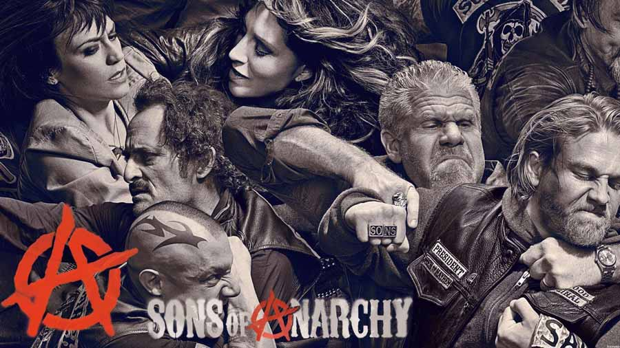 سریال Sons of Anarchy (فرزندان آشوب)
