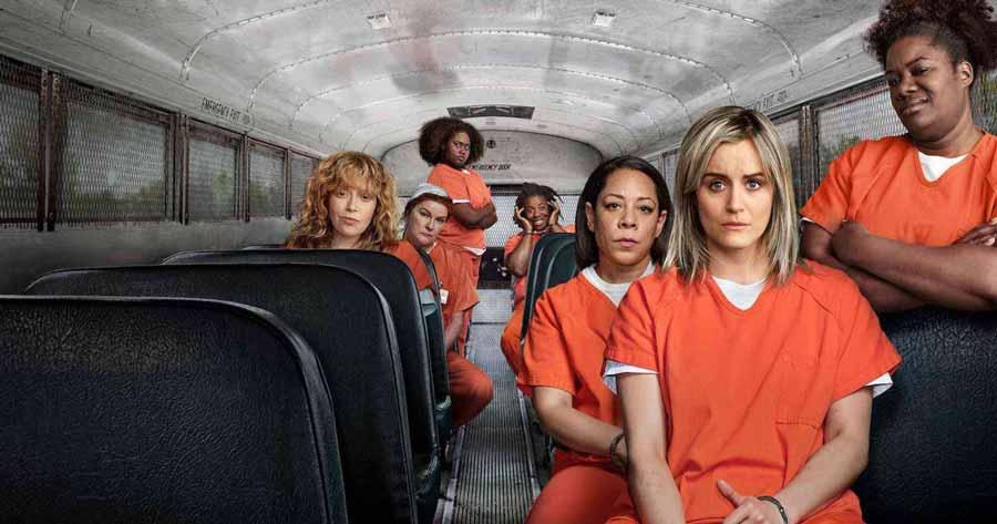 سریال Orange Is the New Black (نارنجی مد جدید است)