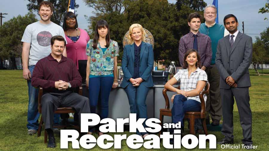 سریال Parks and Recreation (پارکها و تفریحات)