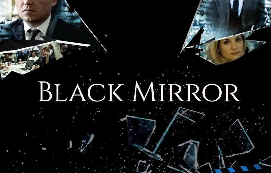 سریال Black Mirror (آینه سیاه)