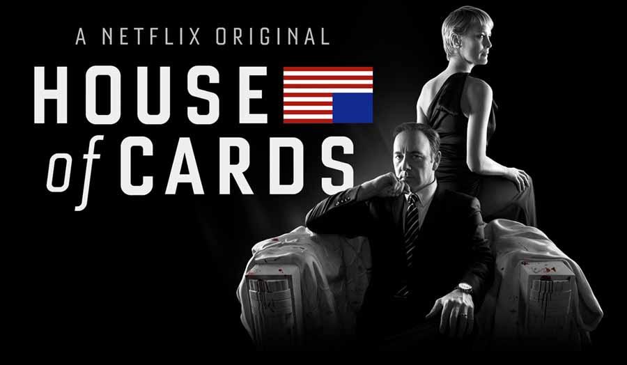 سریال House of Cards (خانه پوشالی)