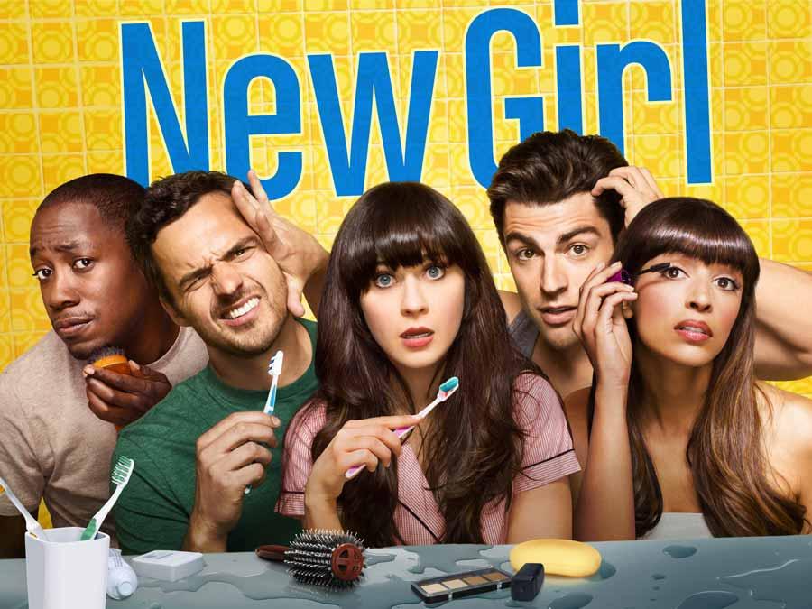 سریال New Girl (دختر جدید)