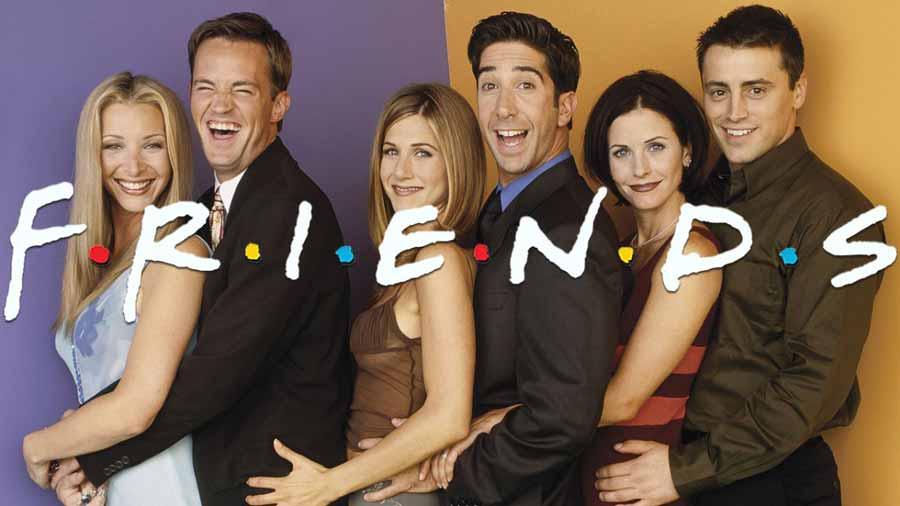 سریال Friends (دوستان)