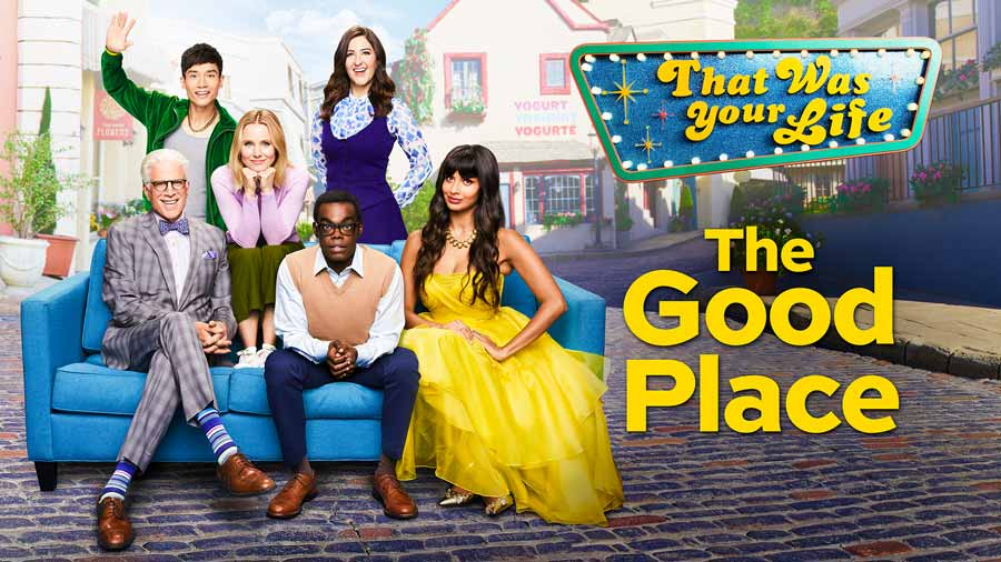 سریال The Good Place (جای خوب)