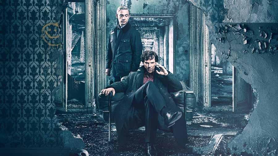 سریال Sherlock (شرلوک)