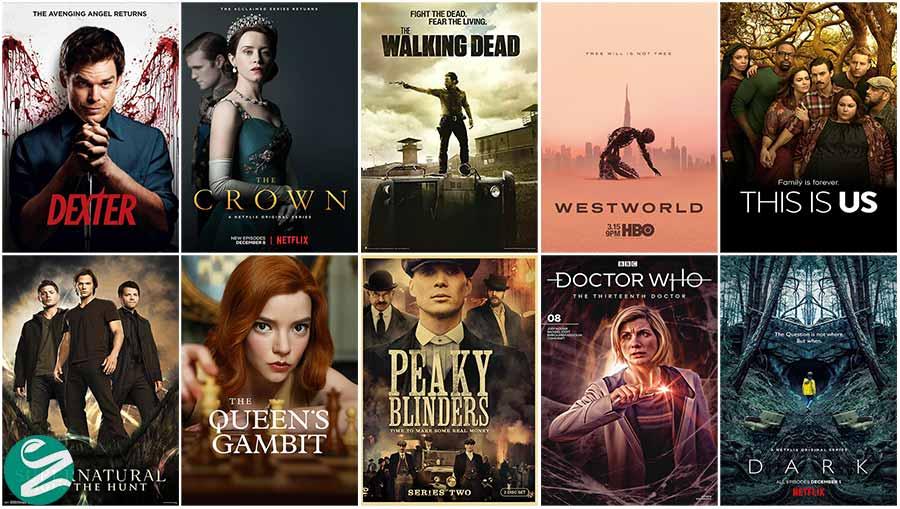 بهترین و محبوب ترین سریال های خارجی (آپدیت 2020)