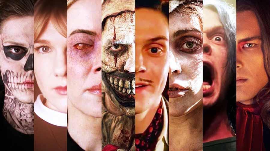 سریال American Horror Story (داستان ترسناک آمریکایی)