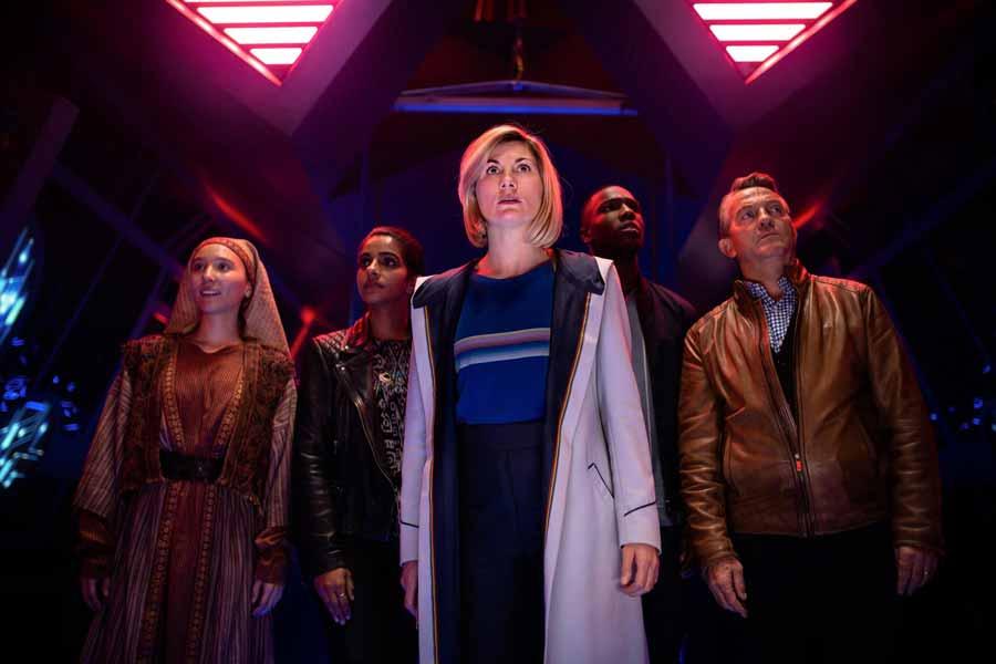 سریال Doctor Who (دکتر هو)