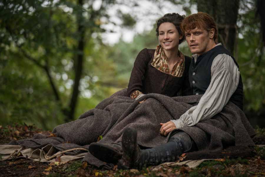 سریال Outlander (غریبه)